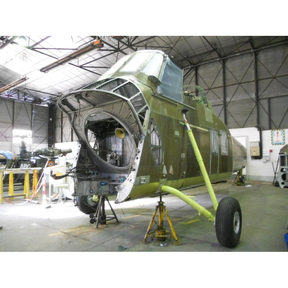 Restauration d 39 appareils au mus e de l 39 h licopt res dax for Appareil de restauration